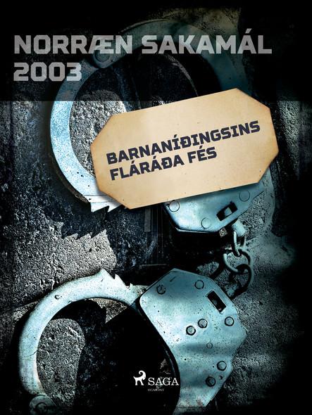 Barnaníðingsins fláráða fés