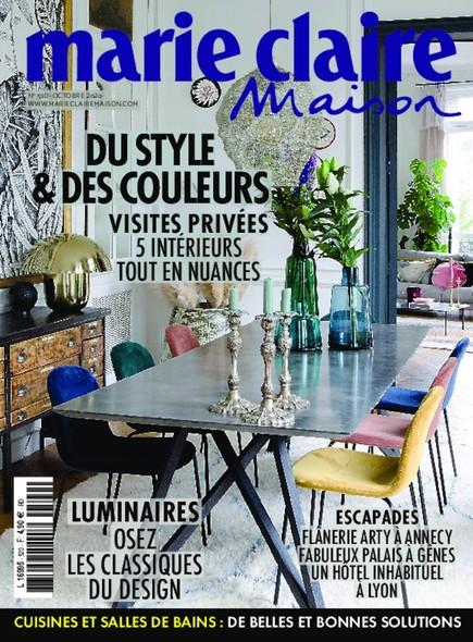 Marie Claire Maison - Octobre 2020