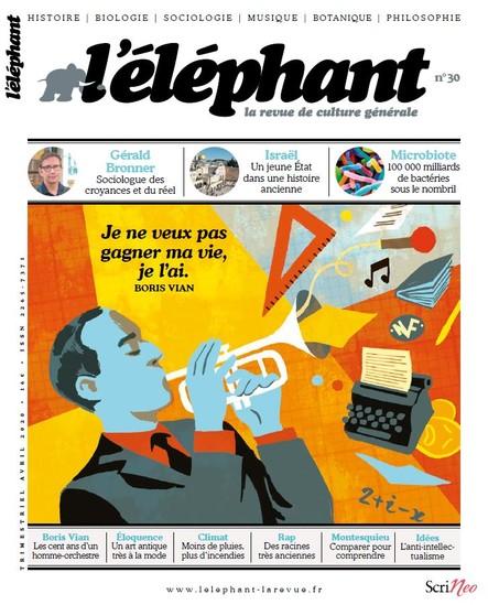 L'Éléphant - La revue de culture générale N°30