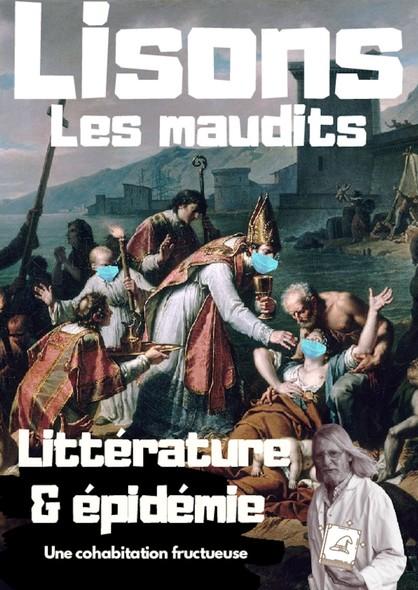 Lisons Les Maudits N°036 - Littérature & épidémie
