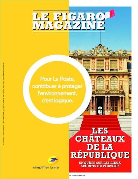 Figaro Magazine : Les châteaux de la République