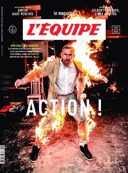 Magazine l'Equipe - N°1986