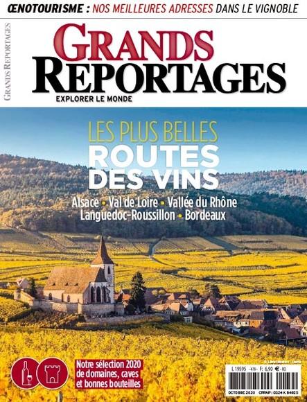 Grands Reportages - Octobre 2020