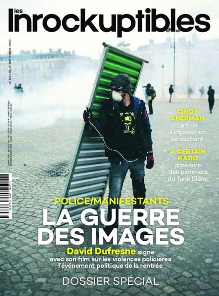 Les Inrockuptibles N°1295 - Septembre 2020