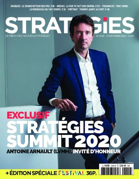 Stratégies N°2049