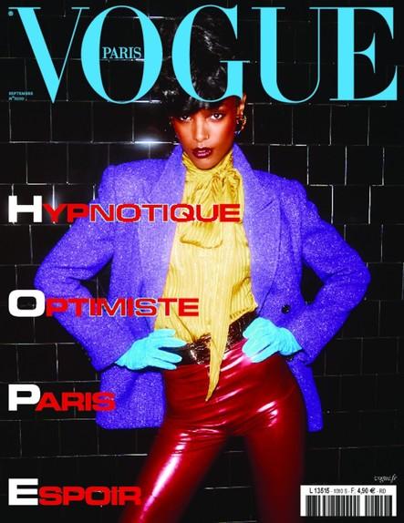 Vogue - Septembre 2020