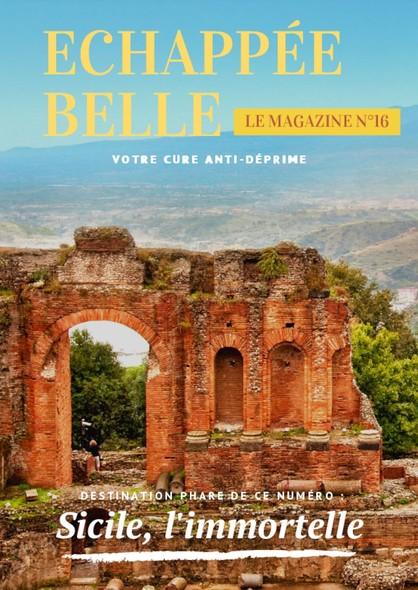Echappée Belle Magazine N°016