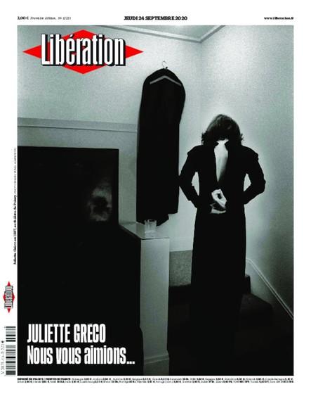 Libération - 24 Septembre 2020