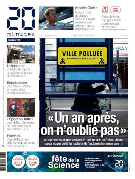 20 Minutes Lyon