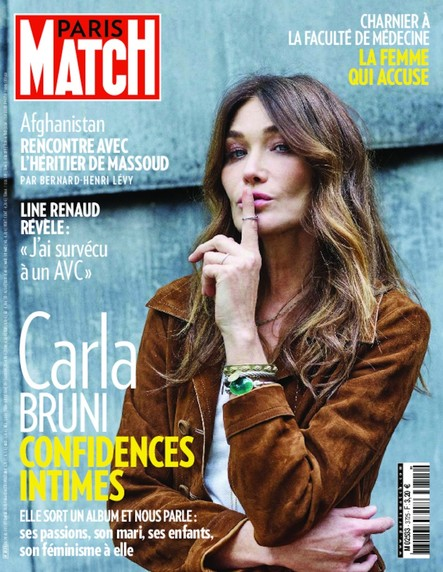 Paris Match N°3725 - Septembre 2020