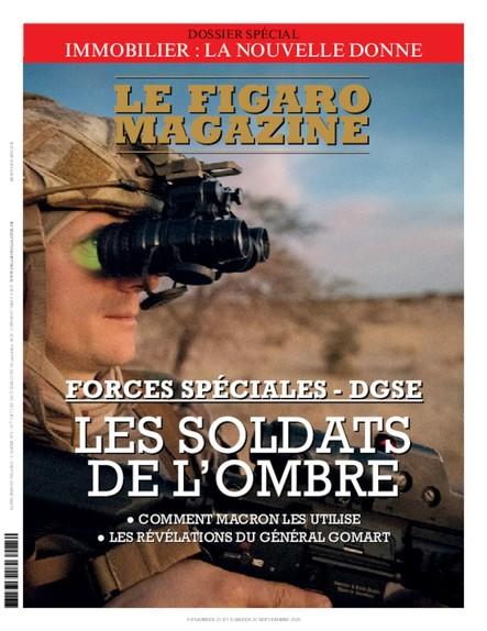 Figaro Magazine : Les soldats de l'ombre