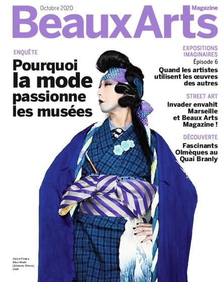 Beaux Arts Magazine - Octobre 2020