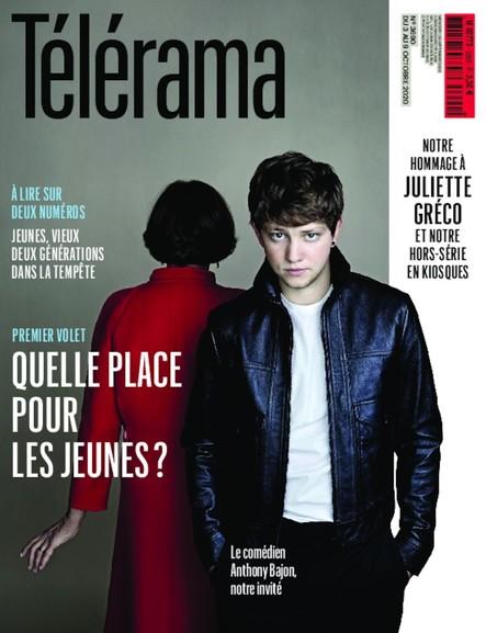 Télérama - Du 03 Au 09 Octobre 2020