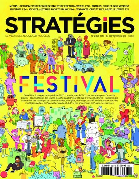 Stratégies N°2050