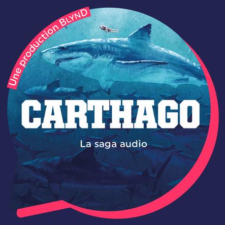 Carthago – la saga audio