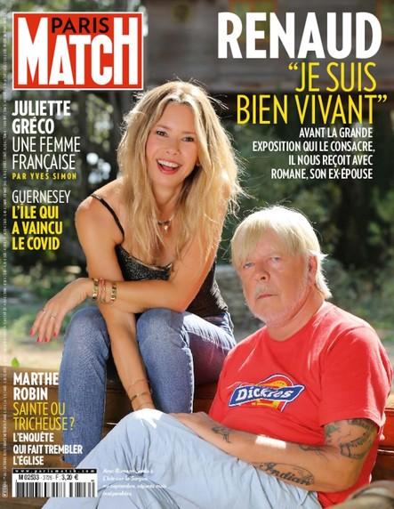 Paris Match N°3726 - Septembre 2020
