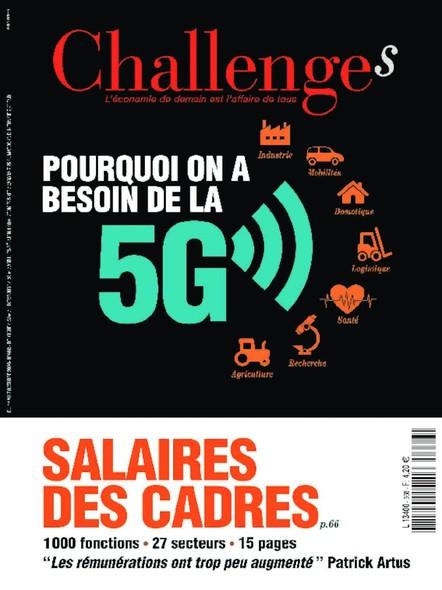 Challenges - Octobre 2020 - Pourquoi on a besoin de la 5G