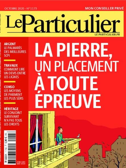 Le Particulier - N°1173 - Octobre 2020