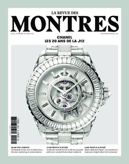 La Revue des montres N°255 - Septembre/Octobre 2020
