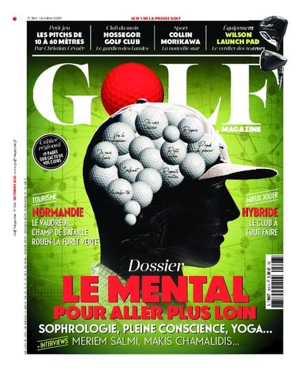 Golf Magazine - Octobre 2020