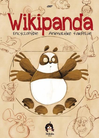 Wikipanda - l'encyclopédie Animalière Farfelue - Tome 1