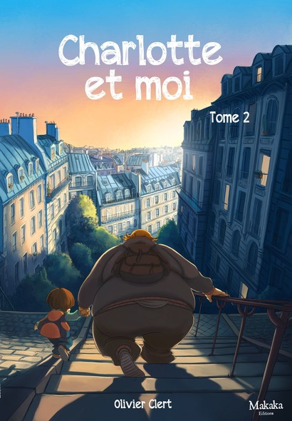 Charlotte et moi - Tome 2