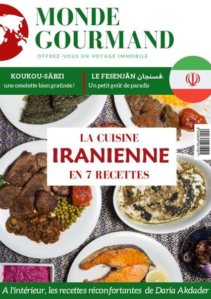 Monde Gourmand N°015