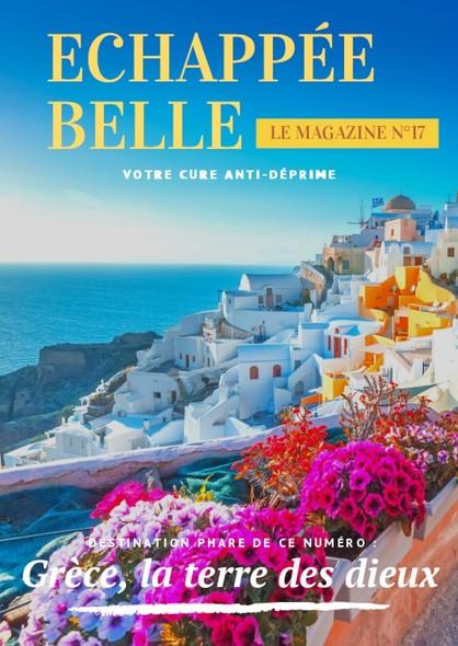 Echappée Belle Magazine N°017