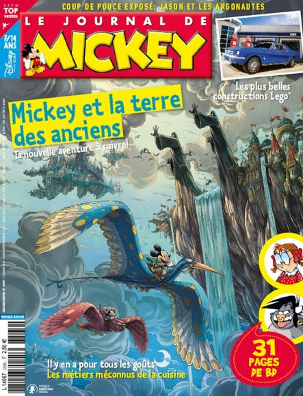 Le Journal De Mickey - 07 Octobre 2020