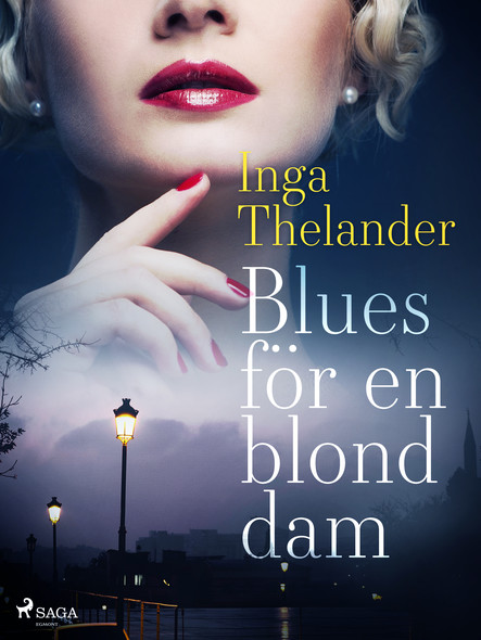 Blues för en blond dam