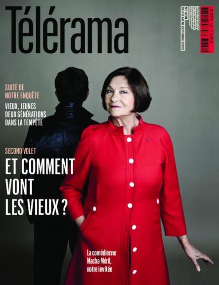 Télérama - Du 10 Au 16 Octobre 2020