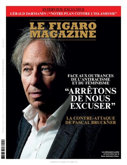 Figaro Magazine : Arrêtons de nous excuser