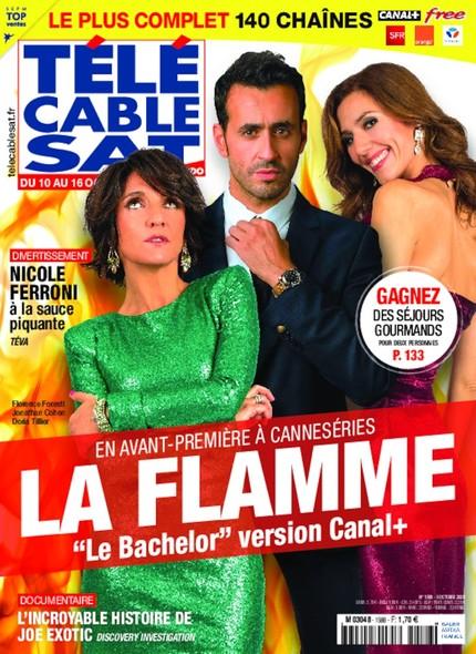 Télécable Sat - N°1588 -  5 Octobre 2020