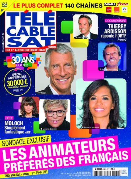 Télécable Sat - N°1589 -  7 Octobre 2020