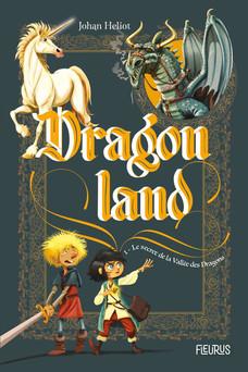 Le secret de la vallée des dragons | Johan Heliot