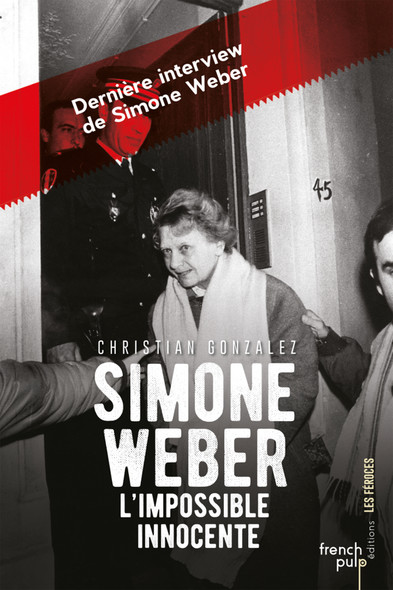 Simone Weber - L'impossible innocente