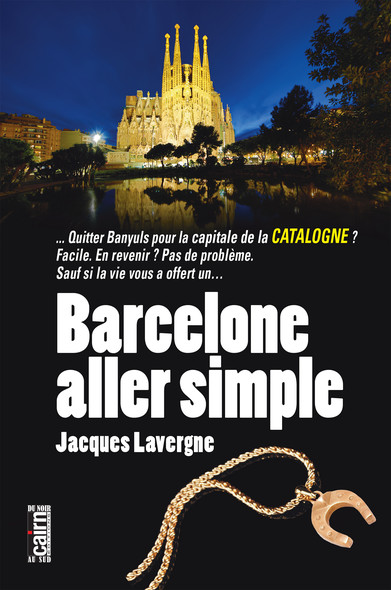 Barcelone aller simple