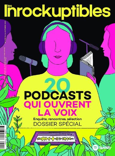 Les Inrockuptibles N°1298 - Octobre 2020