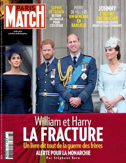 Paris Match N°3728 - Octobre 2020