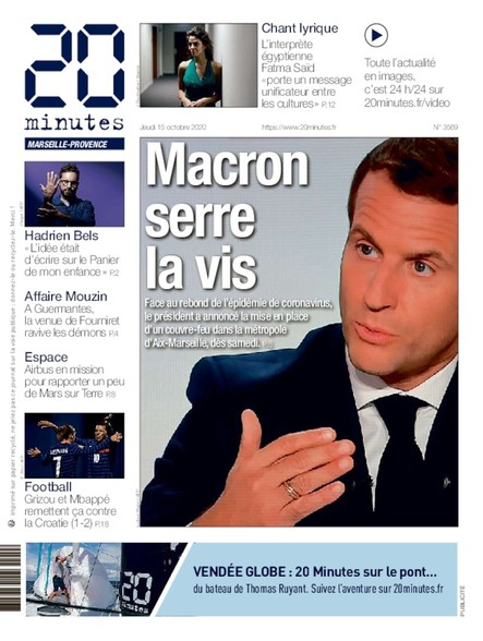 20 Minutes Marseille