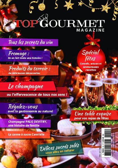 Top Gourmet - Novembre/Décembre 2020 - Janvier 2021