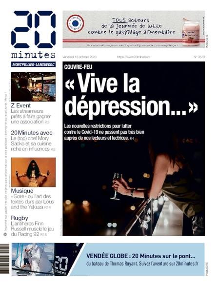 20 Minutes Montpellier