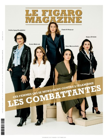 Figaro Magazine : Les Combattantes