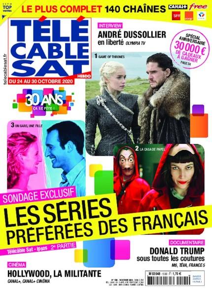 Telecable Sat - N°1590 - 14 Octobre