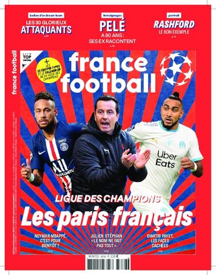 France Football - 20 Octobre 2020