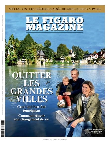 Figaro Magazine - 23 octobre 2020