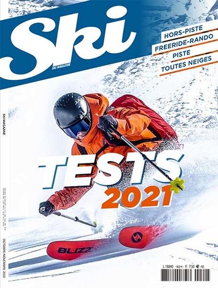 Ski Magazine - Octobre/Novembre 2020