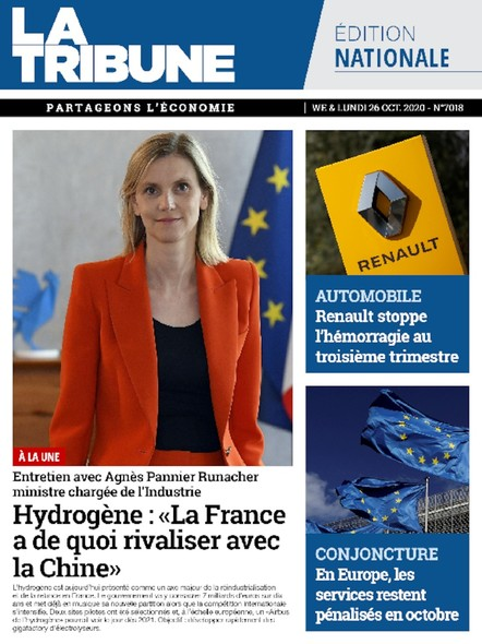 La Tribune - 24 Octobre 2020