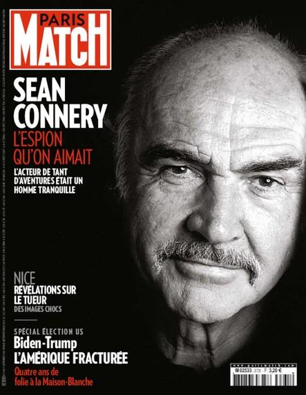 Paris Match N°3731 - Novembre 2020
