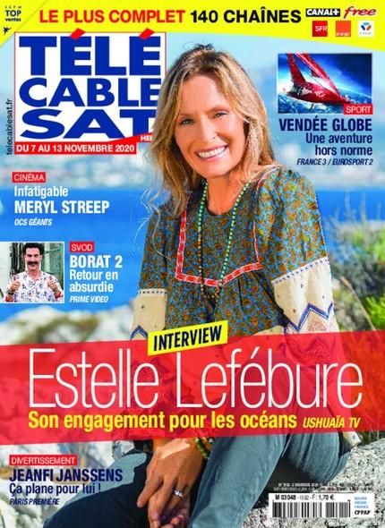 Télécable Sat - N°1592 - 02 Novembre 2020